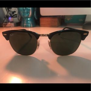 Ray Ban Aviator Clubmaster Sunglasses
